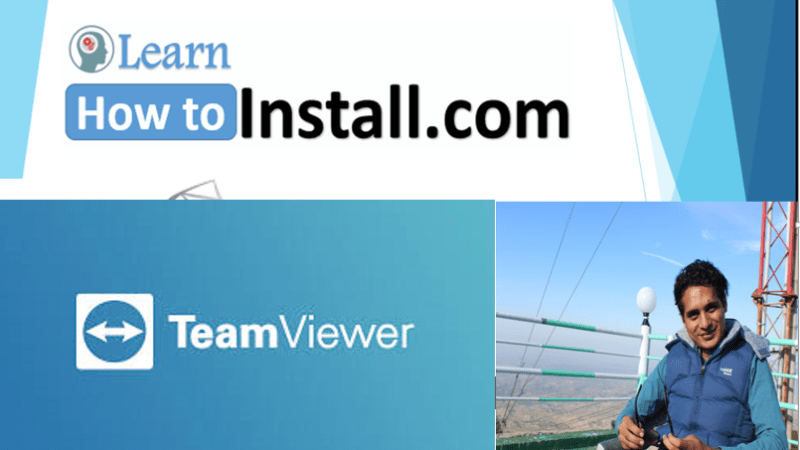 How to Install Team Viewer Latest Version For Windows 10