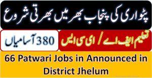 Patwari-Jobs-2021-jhelum
