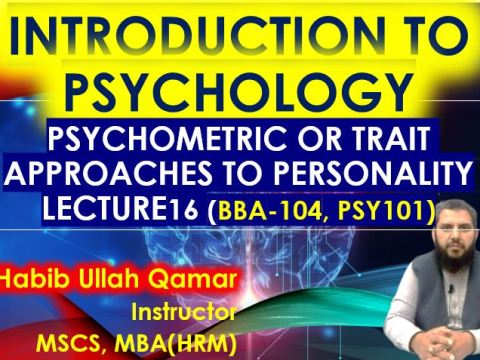 Psychometric-or-Trait-Approaches-to-Personality