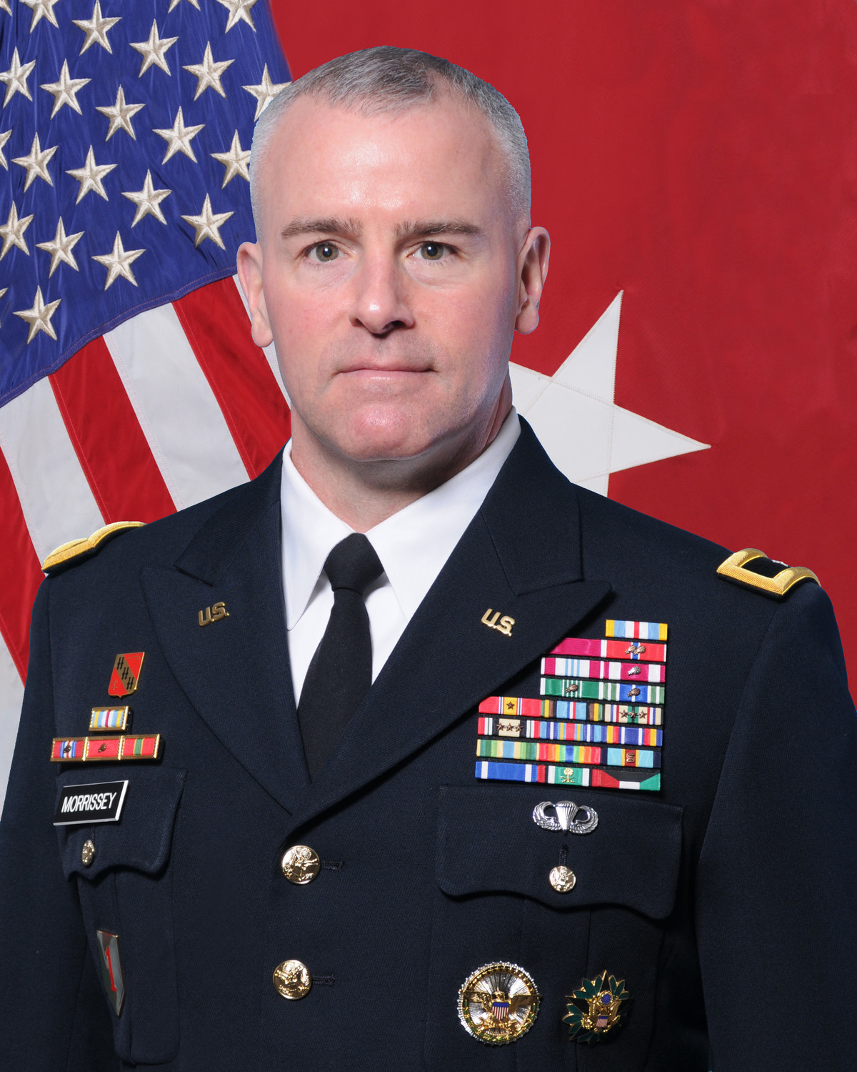 Third Army Promotes New General Friday In Sumter