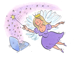 Clare Lauwerys, The IT Fairy