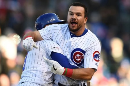 May Has Been Rough For Kyle Schwarber