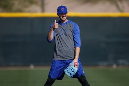 You Go, We Go; The Cubs Have Their Lead-off Hitter