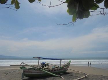 Pantai Sunset, Pelabuhan Ratu Sukabumi Jawa Barat