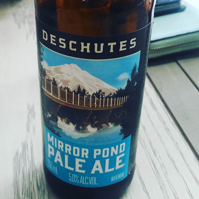 Deschutes Mirror Pond  It's light bu good 7/10