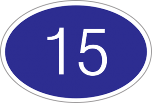 15 signs