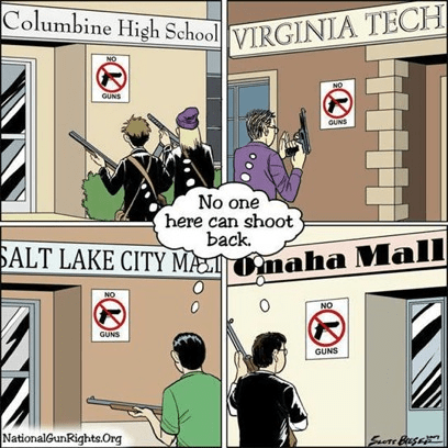 can not shoot back