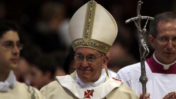 Pope Francis BT Crop