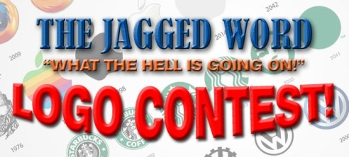Jagged Word Logo Contest