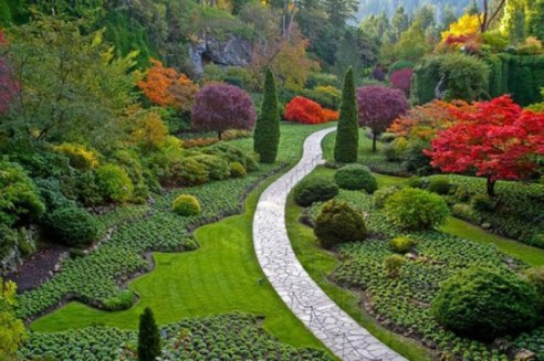 Luxury-Beautiful-Garden-Design-Ideas