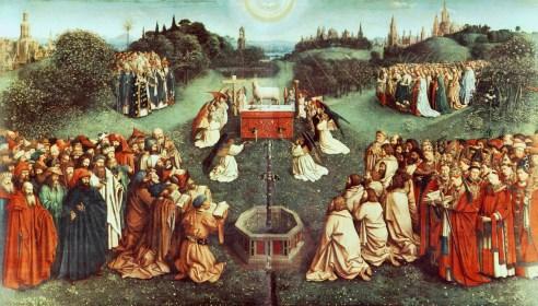Ghent-Altar-agnus-dei