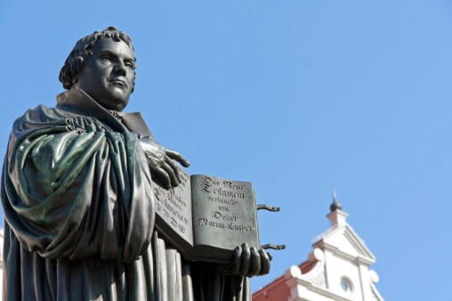 Church Reformer Martin Luther