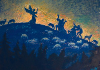 shepherds-and-angel-by-Polasek