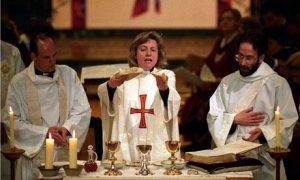 Female Priest/Angela Wilson