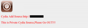 cydia repository page