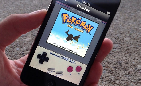 Use GBA4iOS to Play Gameboy Games on iPhone (iOS 12 Ready) — TJN