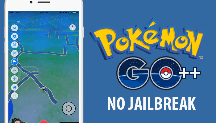 Pokemon GO Tap to Walk – iOS NO Jailbreak – How to Install