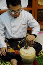 Our Chef at Silom Thai Cooking Class