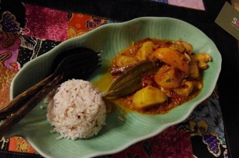 Mussamam Curry