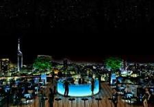 Octave Skybar at Marriot Hotel