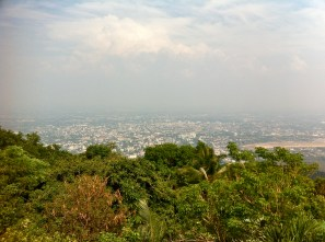 View of Chiang Mai from Wat Phra That Doi Suthep