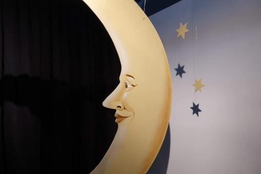 the moon and the star