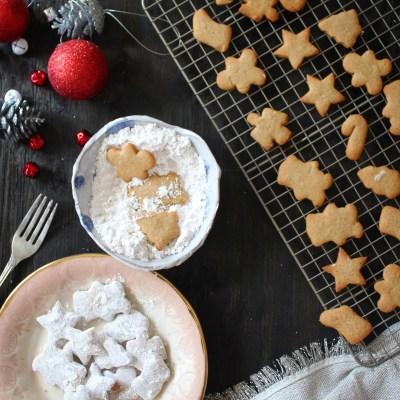 Pfeffernusse Spice Cookies