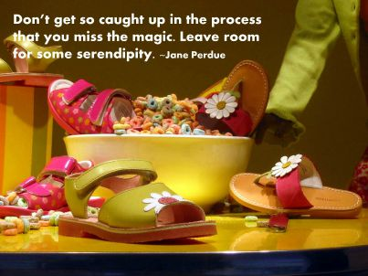 lessons in mad genius and serendipity