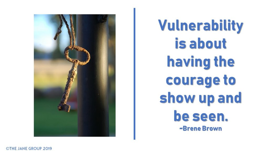 Bring love and vulnerability to your leadership