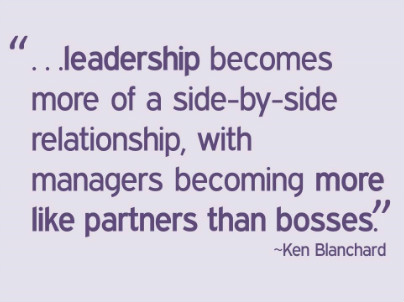 Ken Blanchard leadership