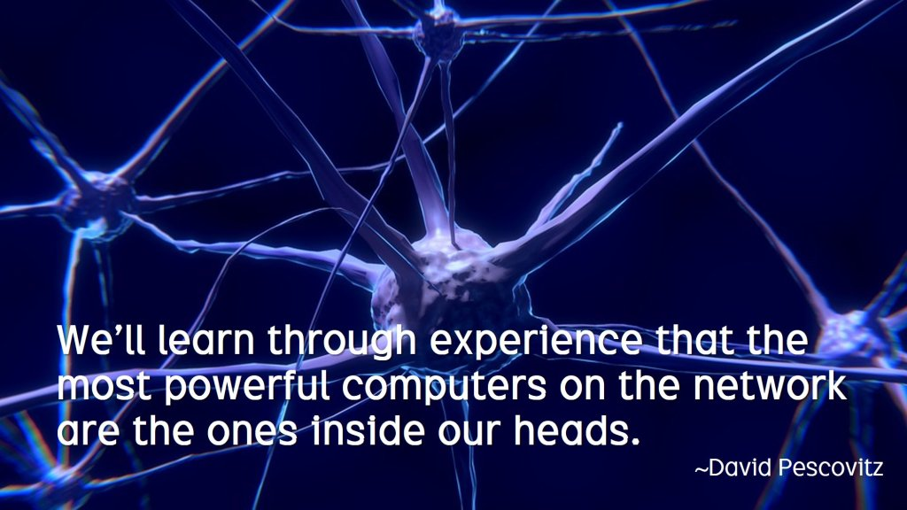 Ready for a mind meld?