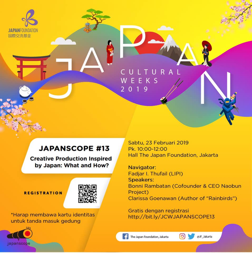 Japan scope japan foundation