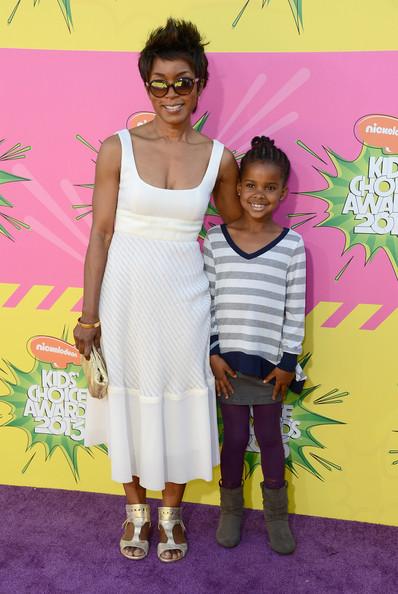Angela Bassett Kids 2014 Who wore what, ...