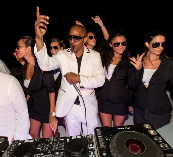 white house down-5th annual summer of sony-jamie foxx-channing tatum-b-the jasmine brand