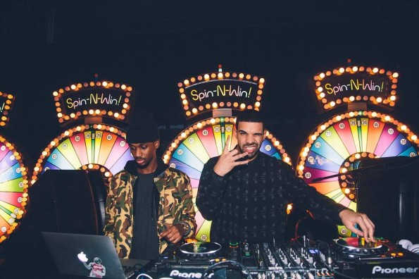 drake dj-beyonce private album release party 2013-the jasmine brand