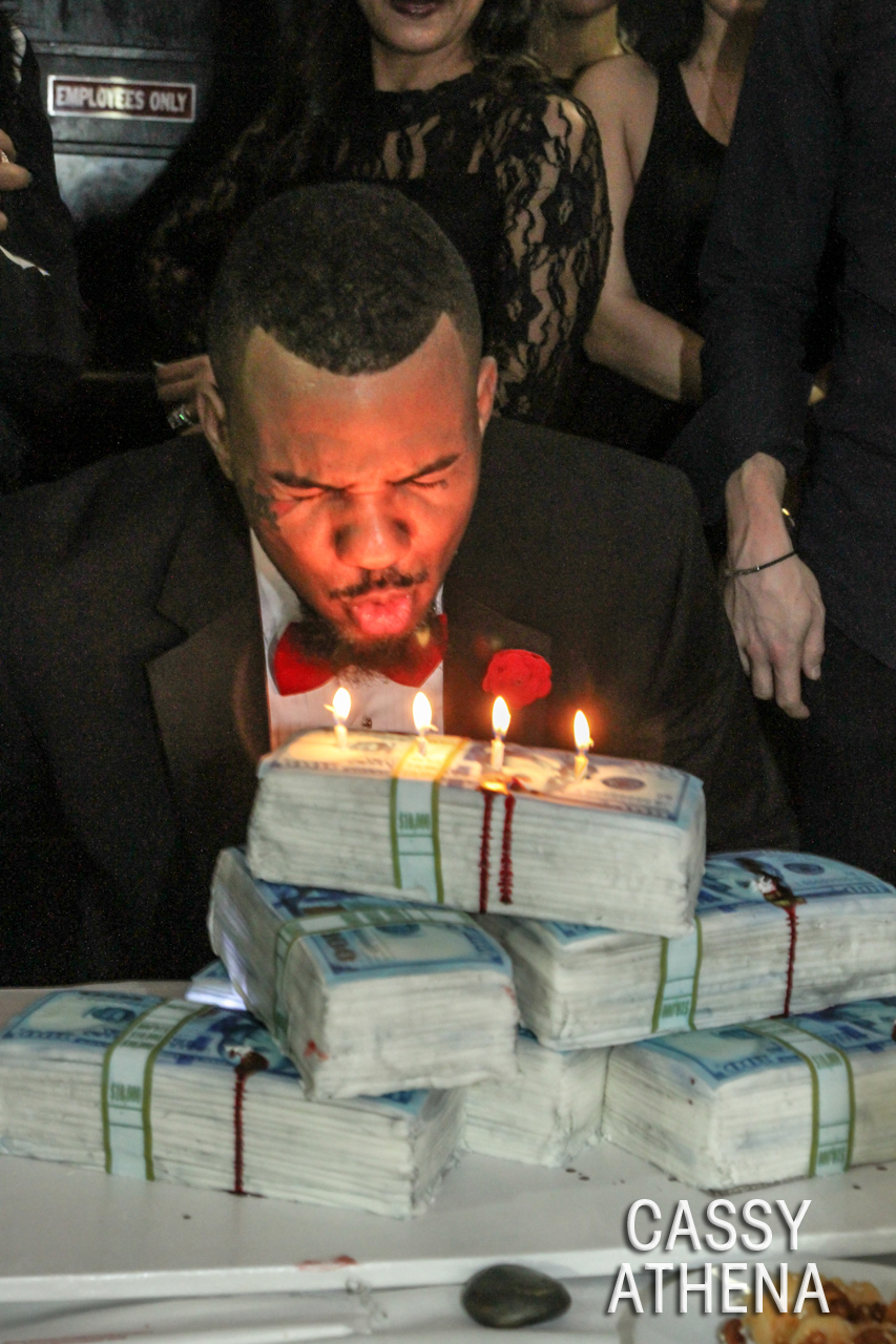 Photos The Game S Birthday Dinner Brings Out Fiance