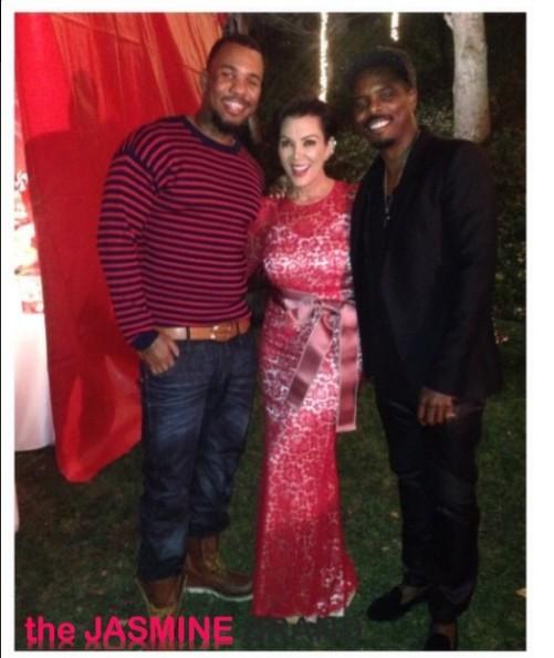 the game-kris jenner-kris jenner-kardashian-christmas eve party 2013-the jasmine brand