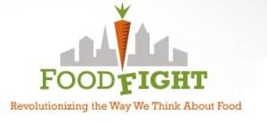 food fight symbol