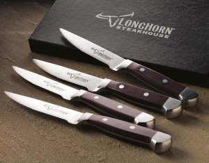 LH Steak Knives (2)