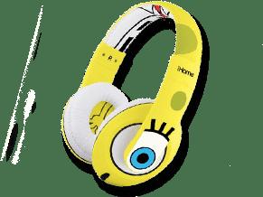spongebob headphones