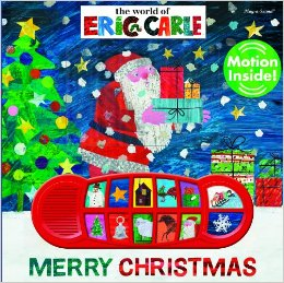 Eric Carle Merry Christmas