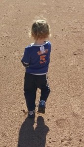 Mets- running  bases