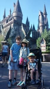 Universal 1 - Hogwarts