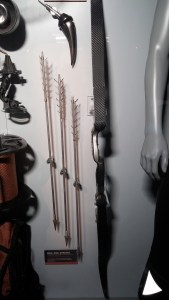 Hunger Games 5 - Weapons