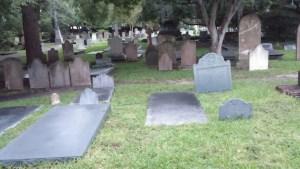 Charleston 3 graveyard