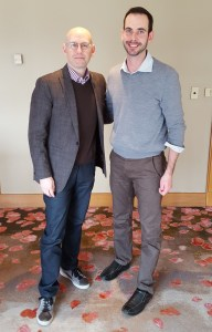 With Brad Meltzer