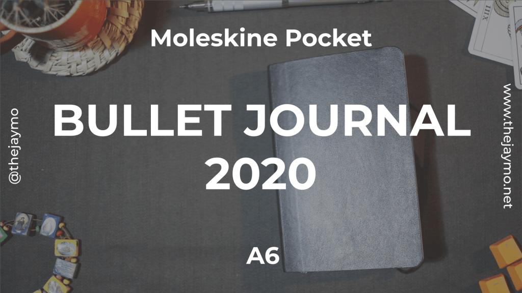 Bullet Journal 2020 Jay Springett