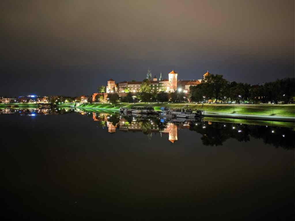 Wawel Royal Castle Krakow Poland