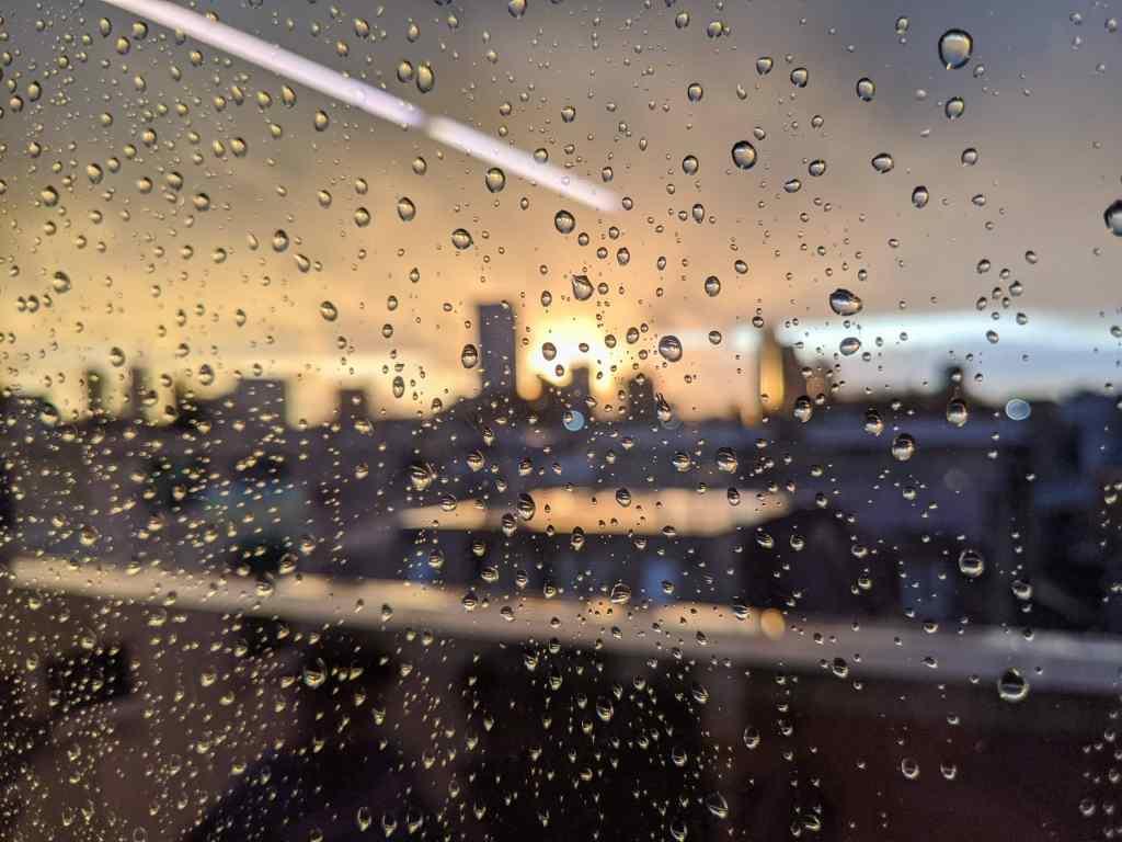 Sunset London Feb 2020
