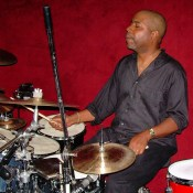 Adrian Peek master drummer